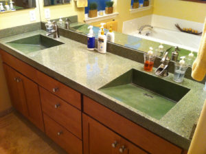 Specializing In The Fu Tung Cheng Style Of Pre Cast Concrete. Focusing On  Kitchen And Bath Counters With Undermount Or Integral Sinks And Dimensional  Edges ...